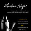 9月22日 周二|Martini Night @ Club 3 1/3
