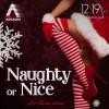 12月19日 周六| Naughty or Nice X'MAS Party 圣诞前派对@Arcadia