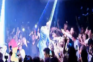 AKON IN SHANGHAI 阿肯现场表演-LINX酒吧
